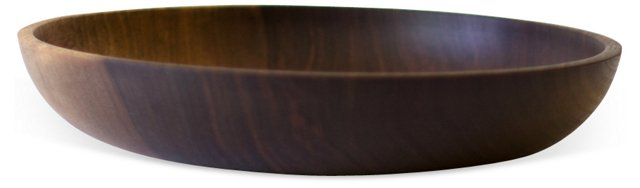 Claro Walnut Salad Bowl