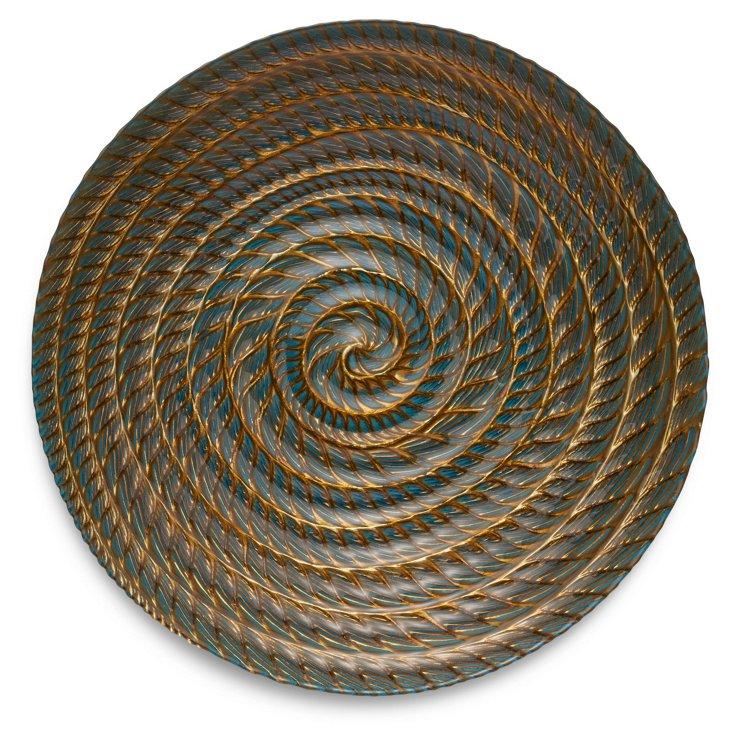 Nautical Rope Bowl