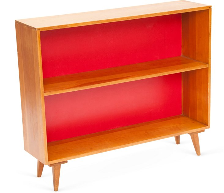 Midcentury Bookshelf