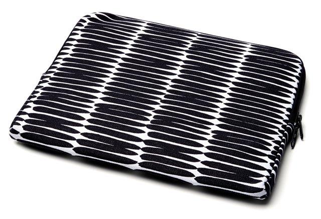 Laptop Cover, Basket Black