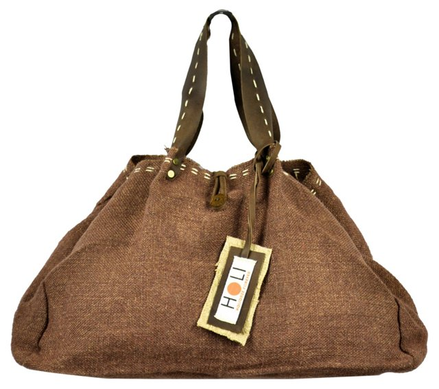 Diana Chic Tote, Brown