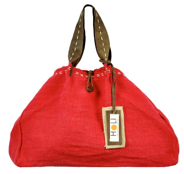 Diana Chic Tote, Red
