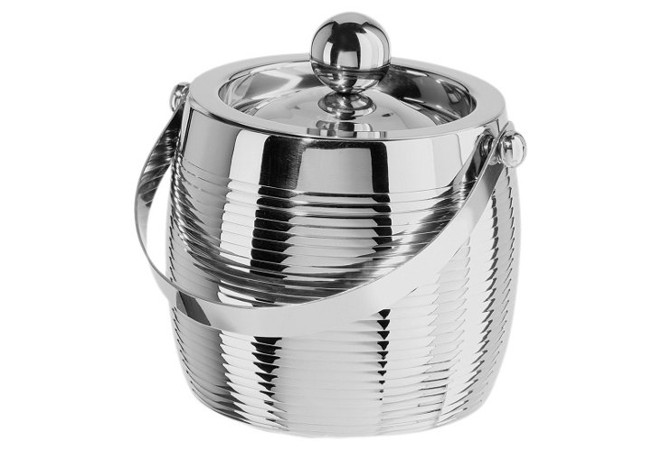 Linea Stainless Double Wall Ice Bucket