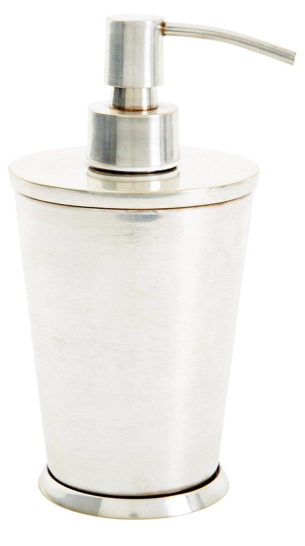 Wallingford Lotion Pump, Nickel