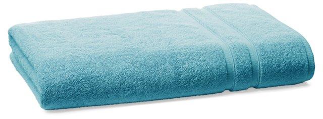 Solid Dobby Bath Sheet, Oceana