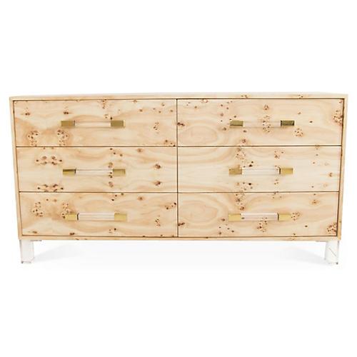 Bercial Dresser, Natural