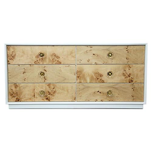 Brigalow Dresser, Natural/White