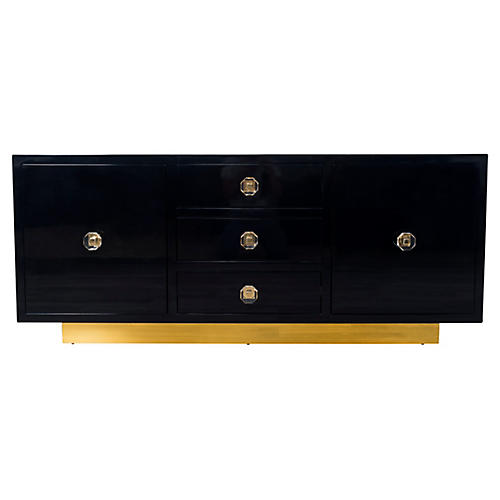 Brock Sideboard, Black