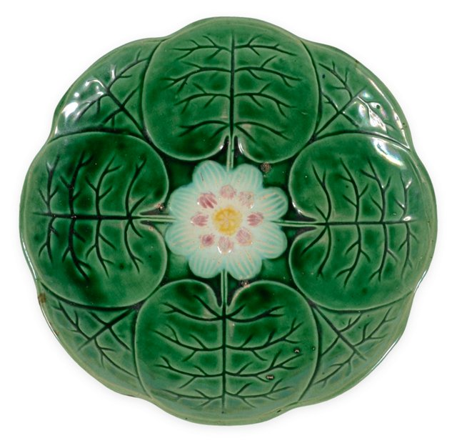 Waterlilly Plate