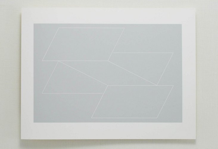 Josef Albers, Portfolio 1, Folder 12, B