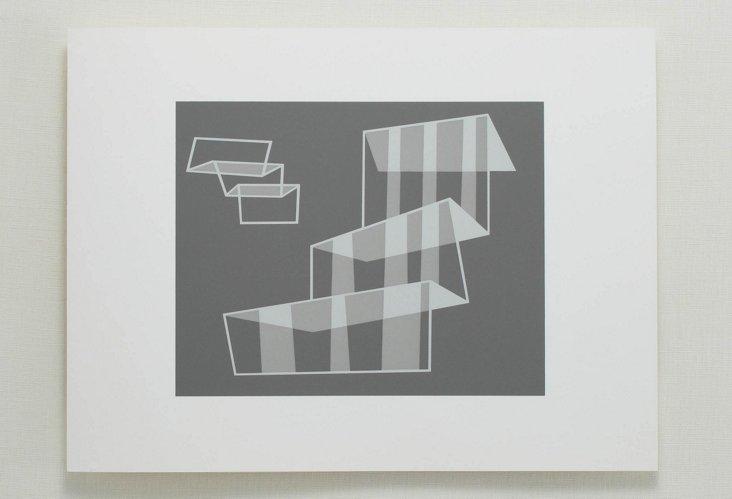 Josef Albers, Portfolio 2, Folder 1, B