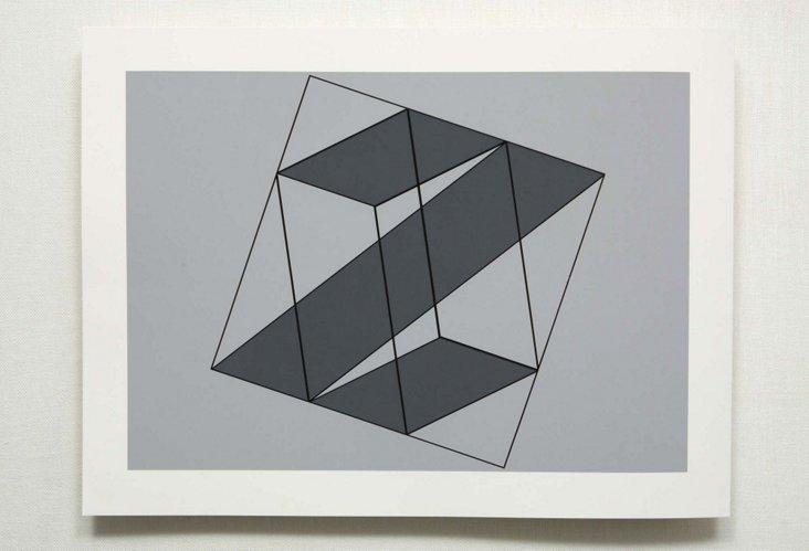 Josef Albers, Portfolio 2, Folder 16, A