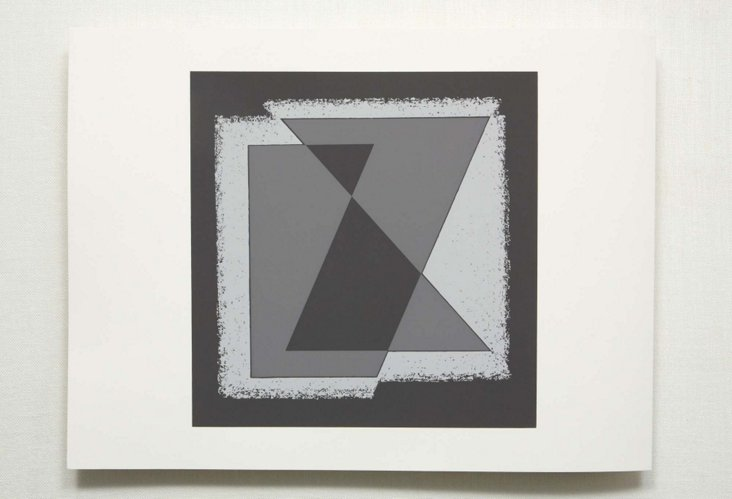 Josef Albers, Portfolio 2, Folder 30, A