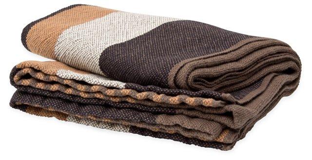 Brahms Mount Truffle Blanket