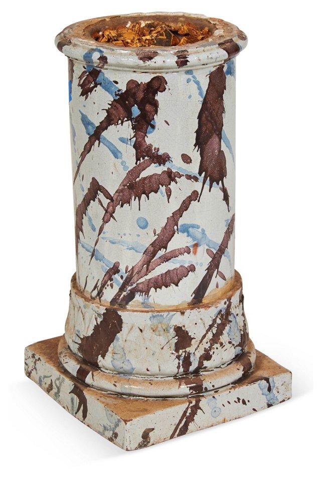 Splatter Paint Table Base