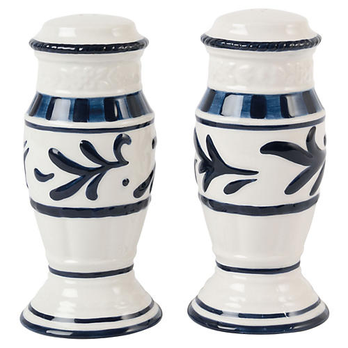 Bristol Salt & Pepper, Motif