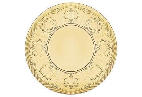 Trestle Plate, Amber