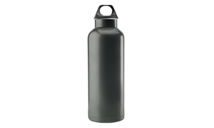 Classic Hydration Bottle, Grande, Pewter
