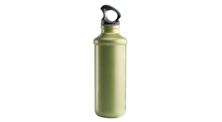 Chic Hydration Bottle Tall, Green