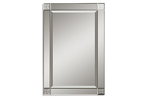Etched Mirror, Clear*