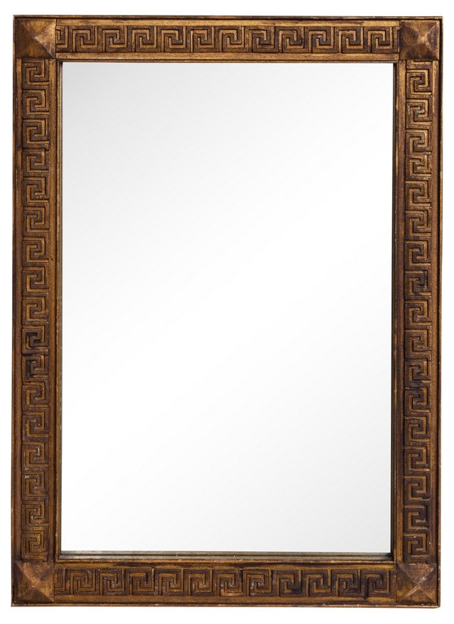 Greek-Key Mirror