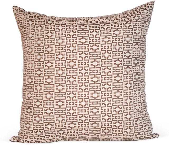 Pinscher Throw Pillow