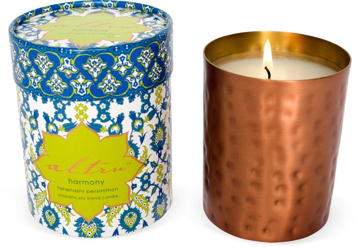 Harmony Aromatic Soy-Blend Candle