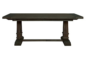 Hudson Extension Dining Table, Java