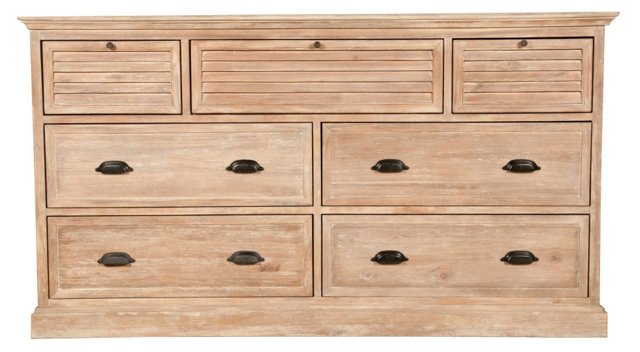 Gracie 7-Drawer Dresser