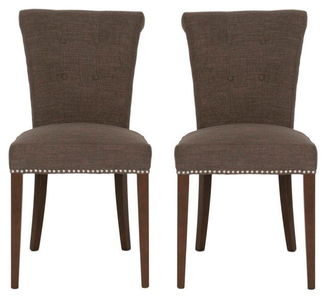 Needham Side Chair, Pair