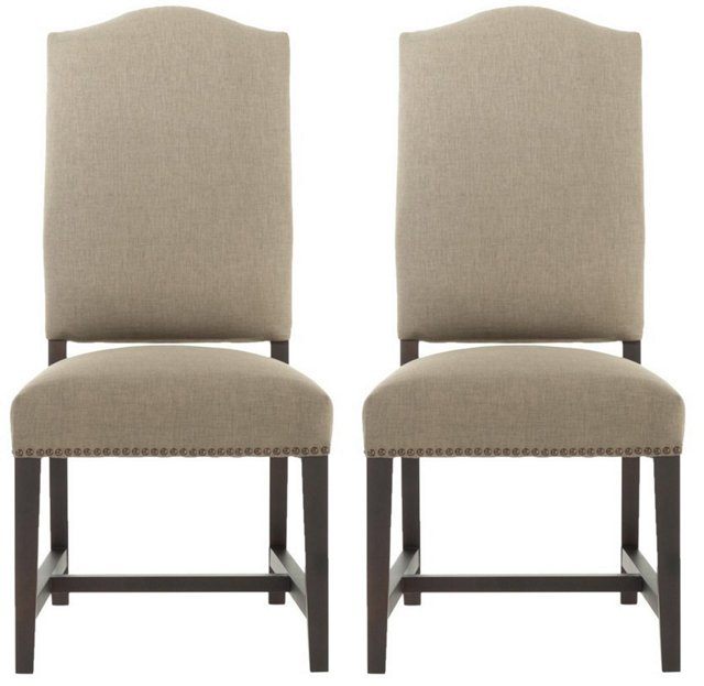 Malaga Dining Chairs, Pair