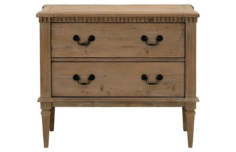Quinton Dresser, Smoke Gray