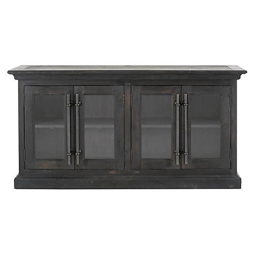 Baldwin Sideboard, Blackwash