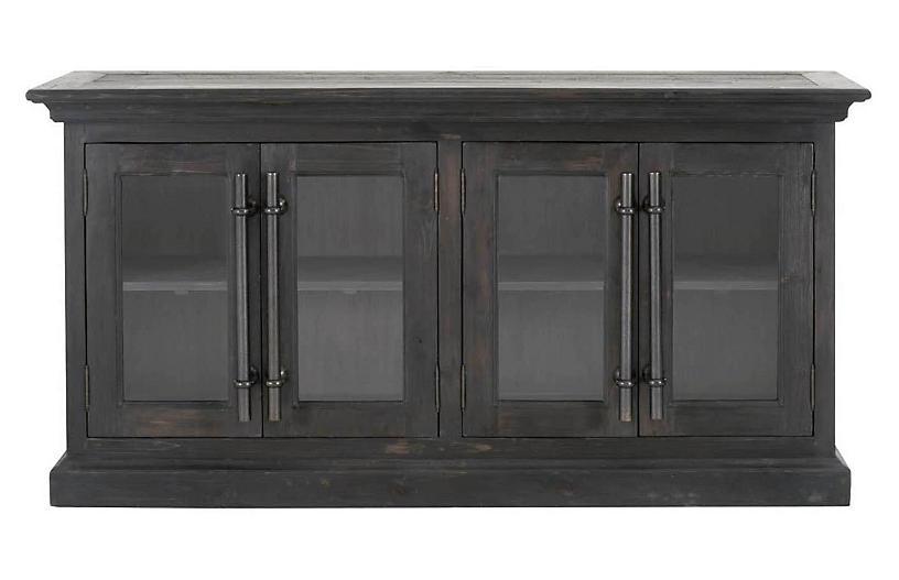 Buren Sideboard, Blackwash