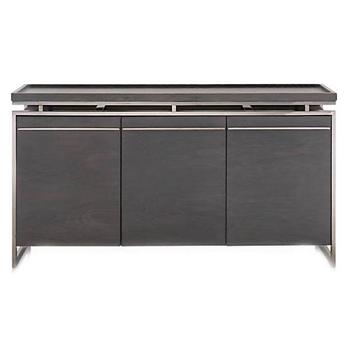 Kaplan Sideboard, Black