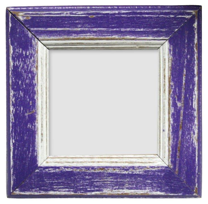 Langley Frame, 4x4, Purple