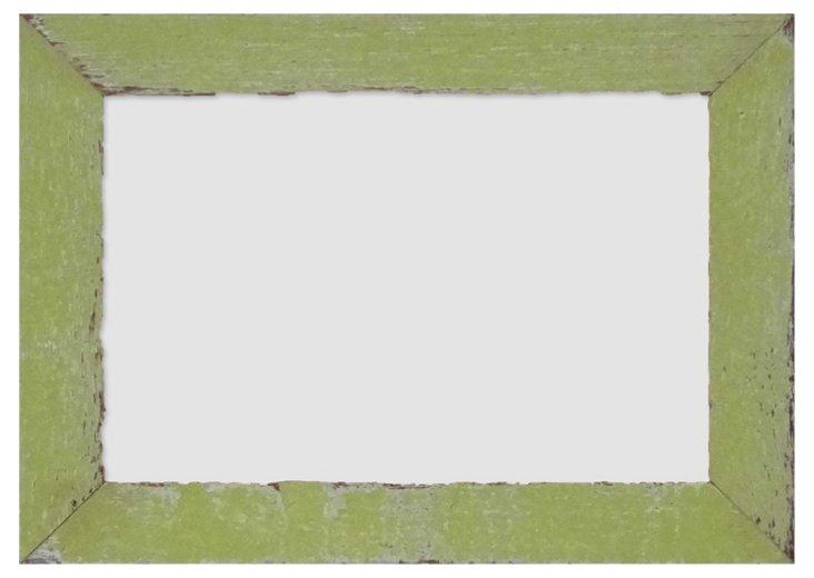 Port Aransas Frame, 4x6, Green