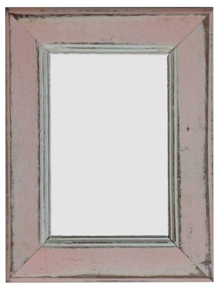 Seahurst Frame, 4x6, Pink