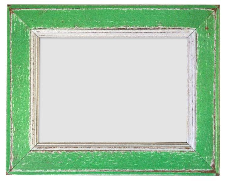Jones Beach Frame, 5x7, Green