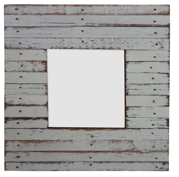Alava Frame, 3x3, White
