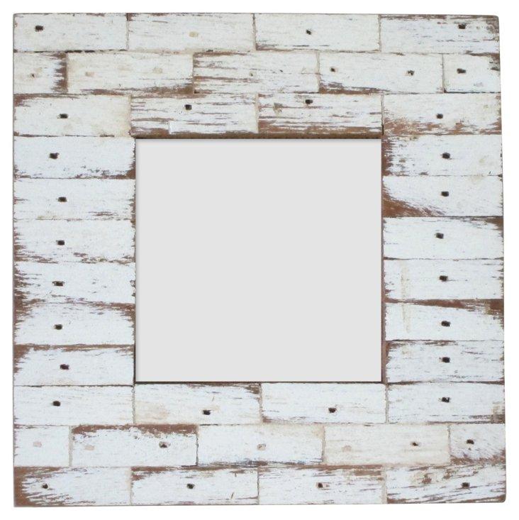 Montauk Frame, 2.5x2.5, White