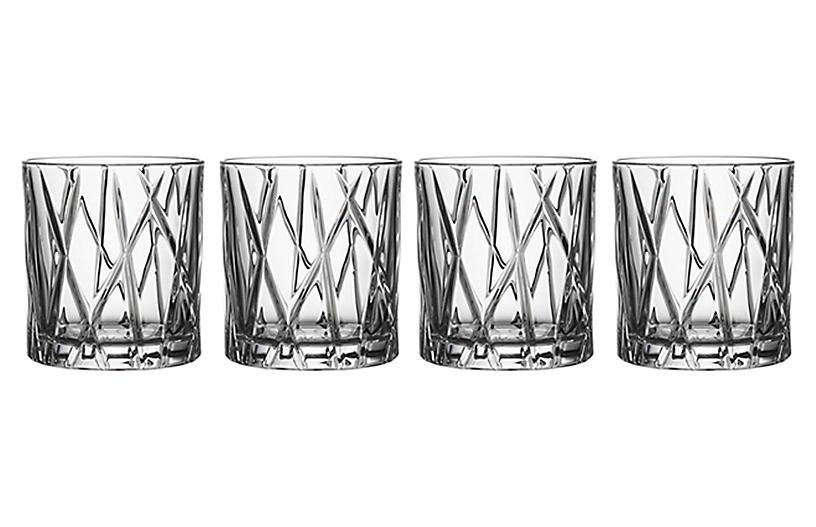 S/4 City DOF Glasses, Clear