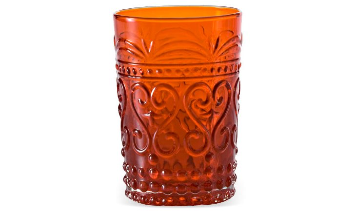 S/6 Rock Tumblers, Red