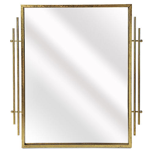 Fortuna Wall Mirror, Gold