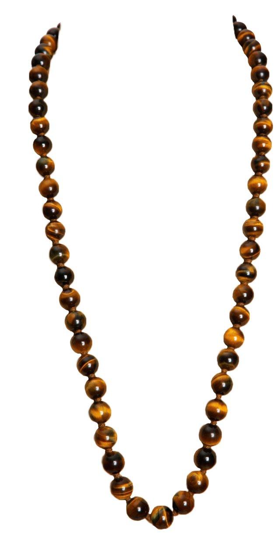 Catseye Bead Necklace