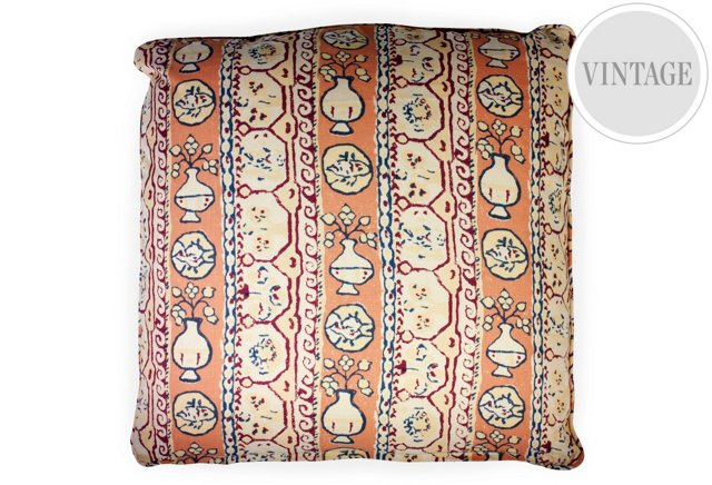 Shanghai Pillow