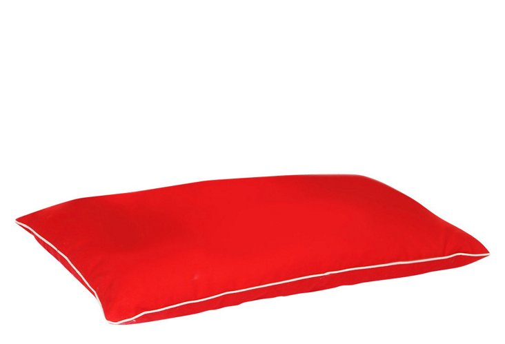 Benny Basic Pillow Bed, Cherry