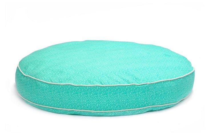 Spotty Dotty Circle Bed, Mint