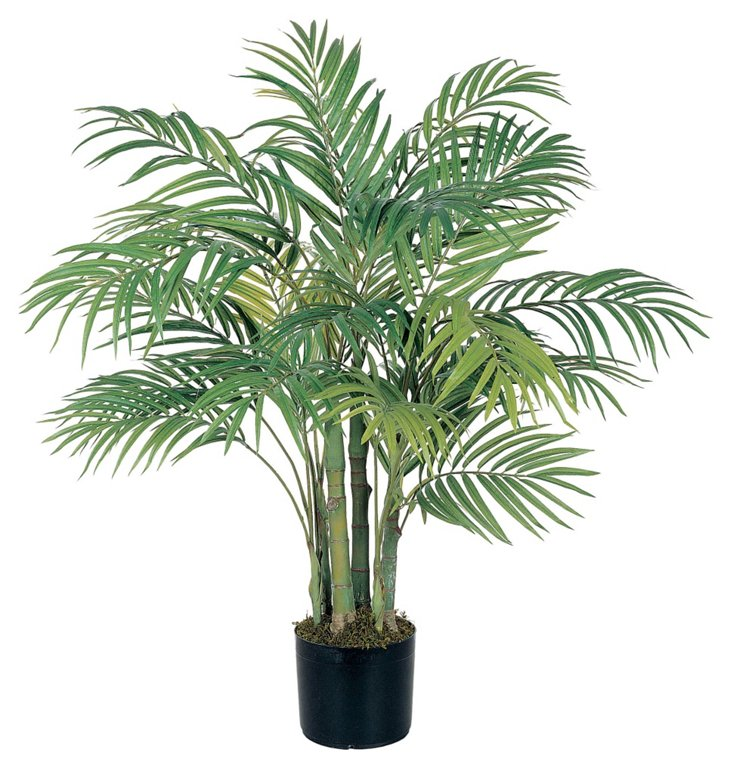 3' Areca Palm Tree, Faux