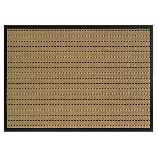 Upolu Outdoor Rug, Tan